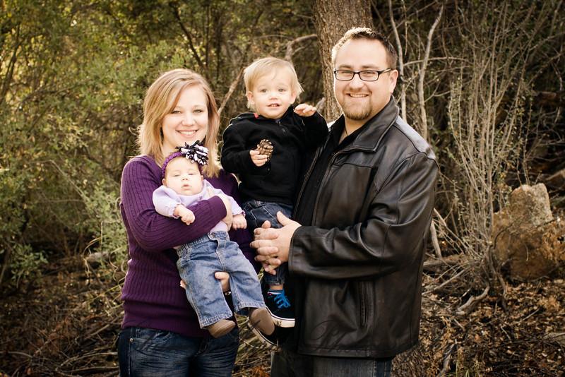 Marley Family Dec 2012