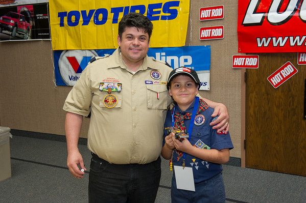 2013-04-09 Pinewood Derby