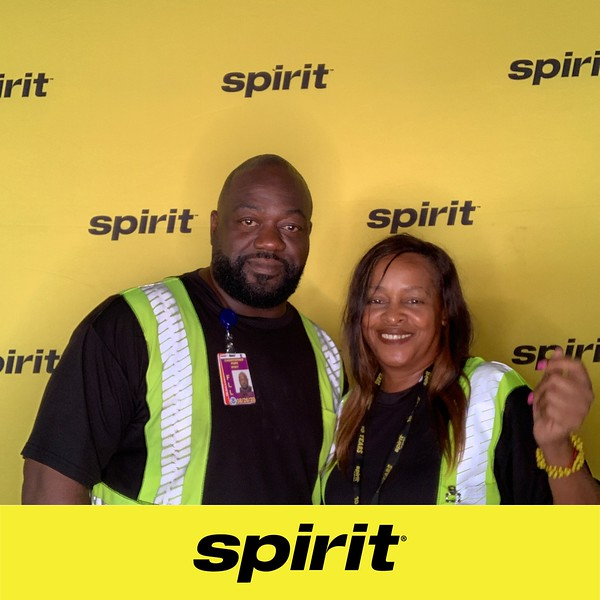 Spirit Airlines - Spirit Week