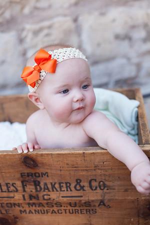 Tenley {5 months old}