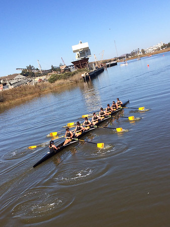 2014-10 Wine Country Rowing Classic, Petaluma