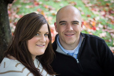 Kristen & Brandon - Engaged!