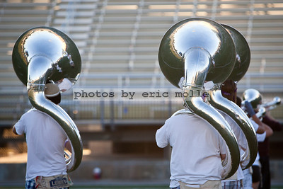 Marching Band Practice - 09/18/2012