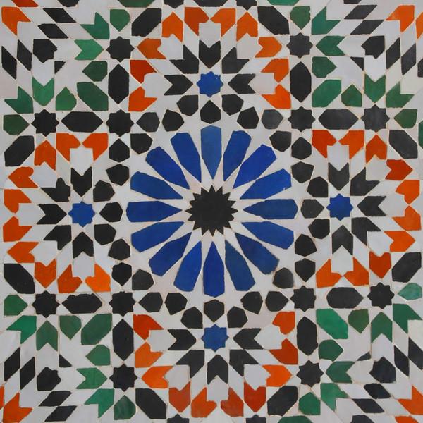 Tiles in Marrakech~3184-2sq.