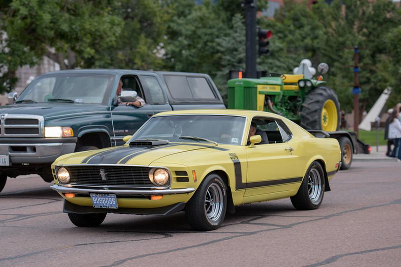 1499 Boss Mustang