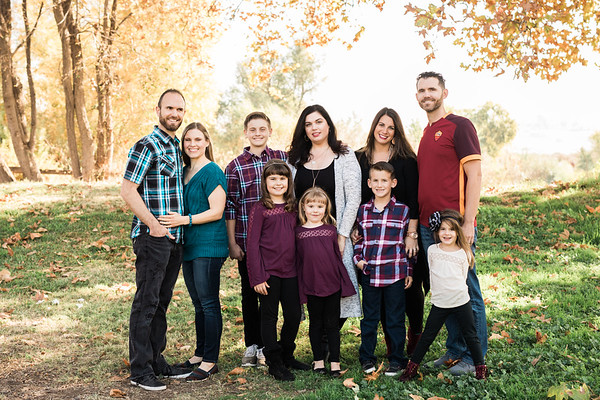 Smith Family 2017