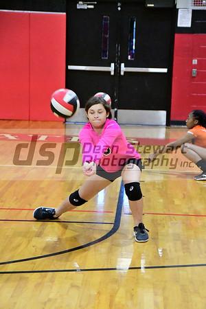 Girls JV Volleyball 10.03.19