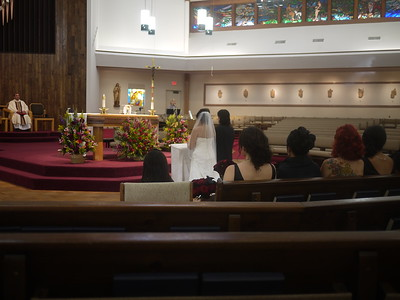 Jennifer Gracia's Wedding