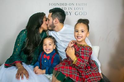 Patricia & Tyler Family