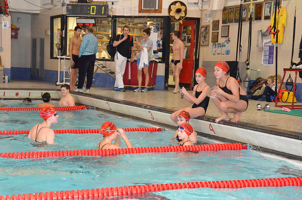 Swimming: GA vs Penn Charter