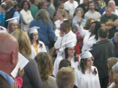 Ashley's Graduation