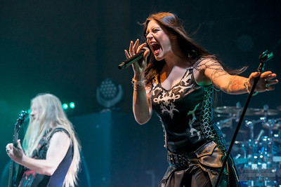Nightwish, Sabaton, Delain April 25th, 2015