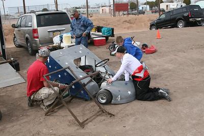 SNMS Kart Racing - 2/27/2010