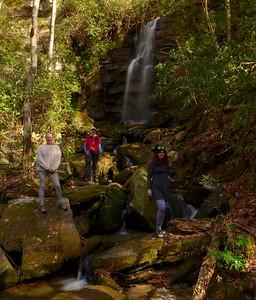Bearpen Creek Falls