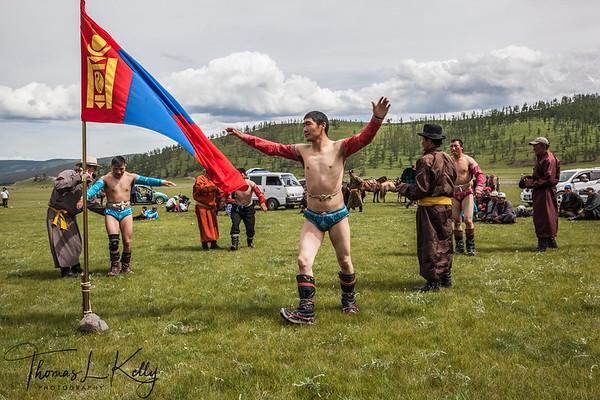 MONGOLIA-2016