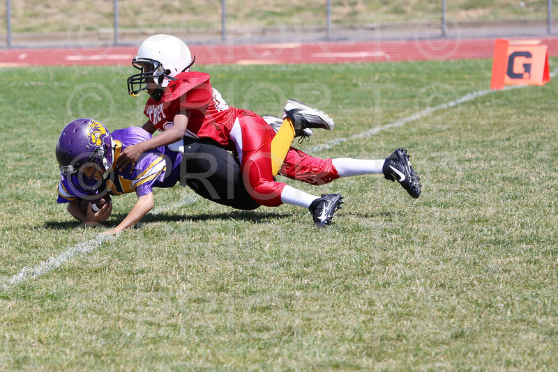 Bayfield YAFL August 31, 2013 3rd, 4th, and 5th Grade