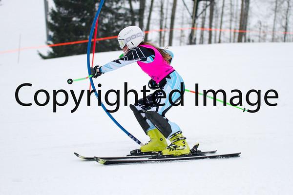 U16 & Older - Women Slalom Run 2, Saturday1/4/14