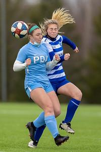 2021-03-30 | Penn Fusion Showcase | Penn FC Girls 05 Black