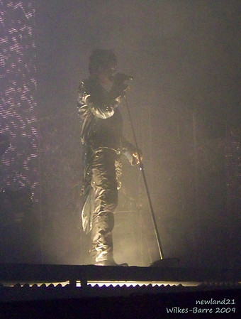 AI8 Concert - Wilkes-Barre, PA  9/9/09
