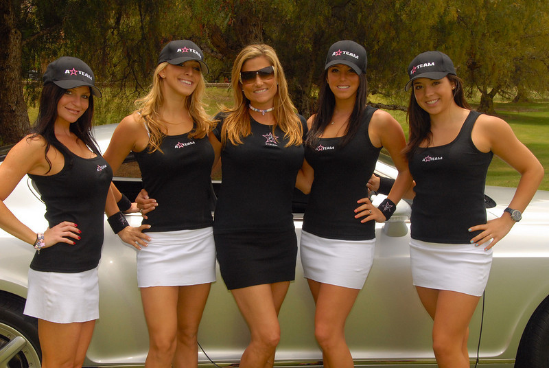 ATeam Golf Tournament Girls