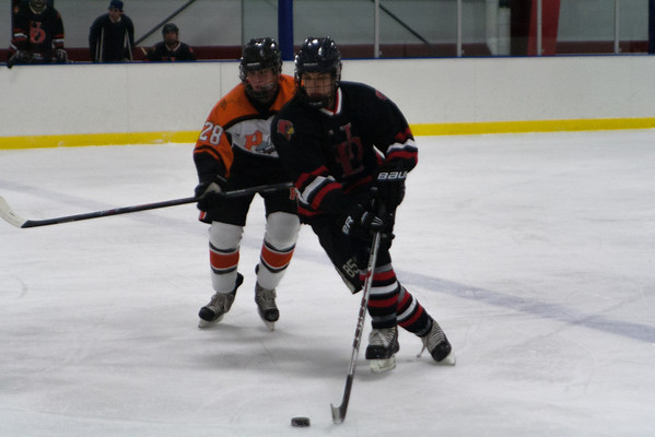 Suburban High School Hockey League