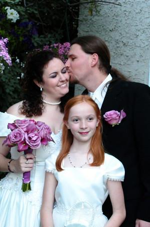 Jessica Jarrod Wedding 11/07