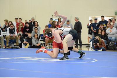 Dodgeville & River Valley Wrestling 2-22-20