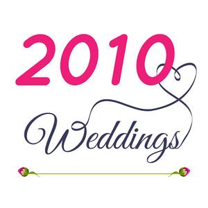 2010 Weddings