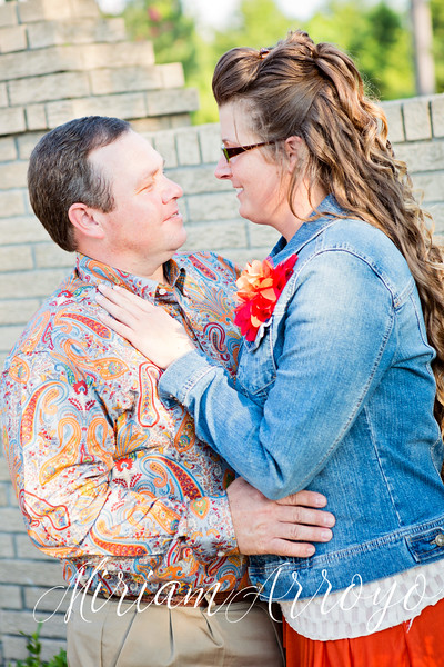 Love Story: {Brandi & Darrick}