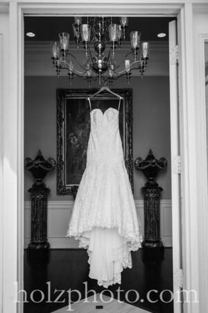 Karlyn & Matt B/W Wedding Photos