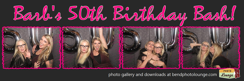 Barb's 50th Birthday Bash