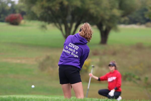 Sept. 28, 2020 - Hillsboro, Litchfield Girls Golf