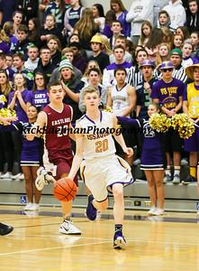 Eastlake @ Issaquah Boys Basketball