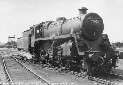 76075-76078 Built 1956 Horwich