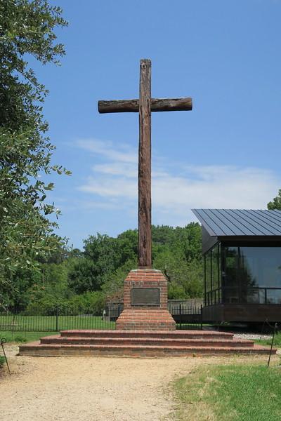 Burial Ground Cross