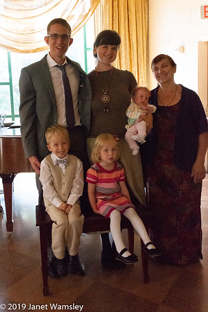 2019-09-22 Pedersen visit