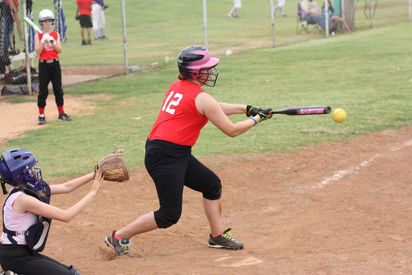 SOFTBALL 12U KGF RED JUNE 8 2013