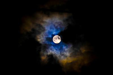 Sun, Moon, Sky