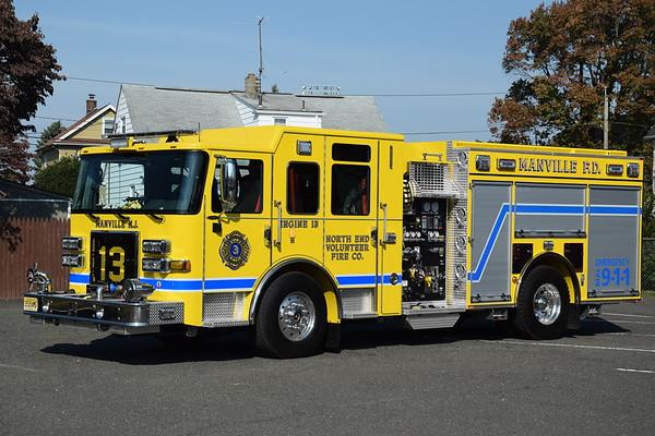 Manville Fire Department
