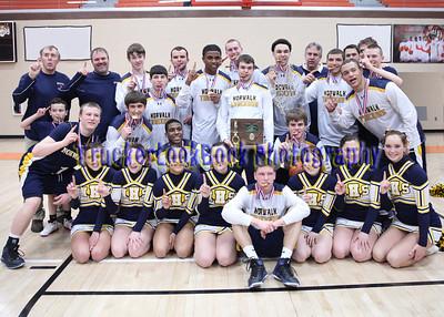 2013-14 District Championship / Pre- & Post-Game