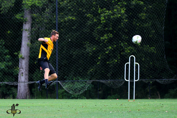 Charleston Battery Practices April and June 2015