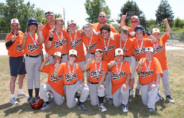 Orioles-Championship-Video After the Game