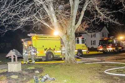 12-28-16 West Lafayette FD House Fire