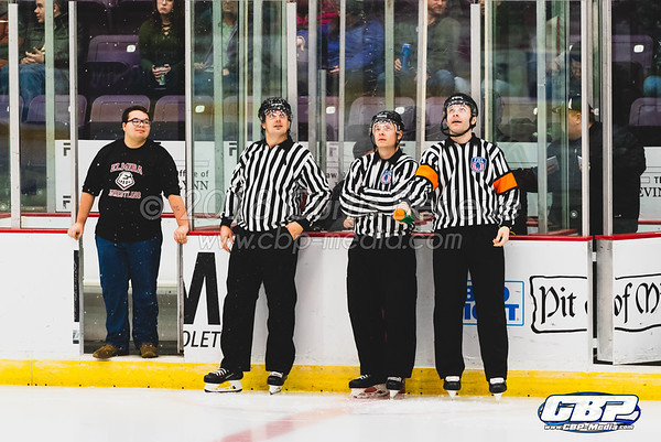 Elmira Enforcers vs. Danville Dashers 12/29/18