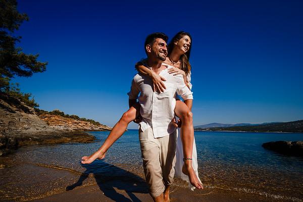 Ionela & George