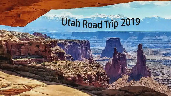 the 2019 trip to Utah