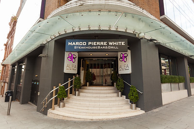 Marco Pierre White Steakhouse Restaurant Casino Nottingham