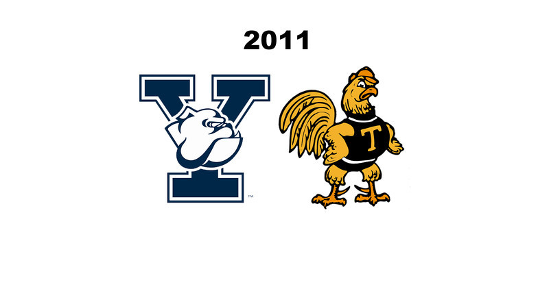 2011 College Squash Regular Season: Yale (M) at Trinity (M) Videos