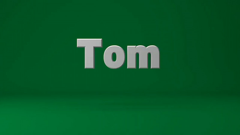 Tom VO Sample