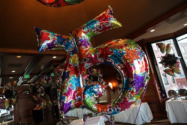 Patricia's 75th Celebration